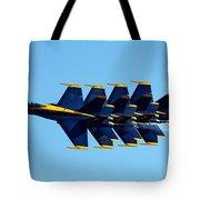 Blue Angels 1-4 Tote Bag