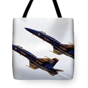 Blue Angels Iv Tote Bag
