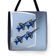 Blue Angels - Oof Tote Bag