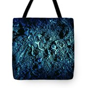 Blue Archaeology Tote Bag