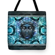 Blue Atheahon  Tote Bag