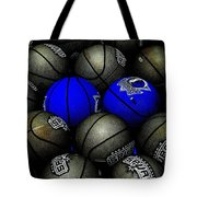 Blue Balls Tote Bag