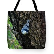 Blue Bird 1 Tote Bag