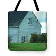 Blue Boathouse Tote Bag