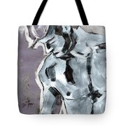 Blue Boy Variation Tote Bag