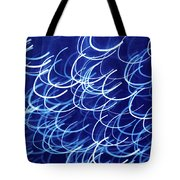 Blue Breasts Tote Bag