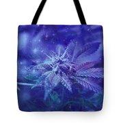 Blue Buds Tote Bag