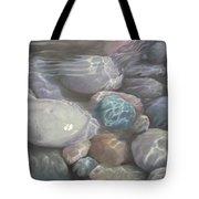 Blue Calm Tote Bag
