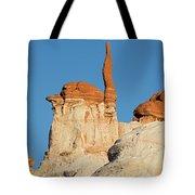 Blue Canyon Finger H Tote Bag