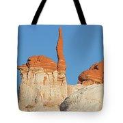 Blue Canyon Finger V Tote Bag