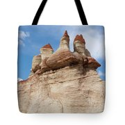 Blue Canyon Minarets Tote Bag