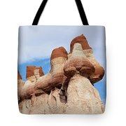 Blue Canyon Wall Tote Bag
