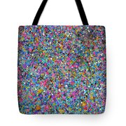 Blue Constellation  Tote Bag