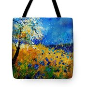Blue Cornflowers 450108 Tote Bag