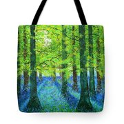 Blue Dawn Tote Bag