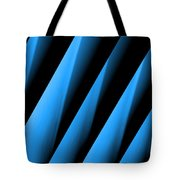 Blue Directions Tote Bag