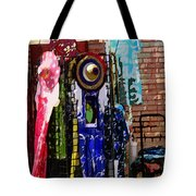 Blue Dome Shopping Tote Bag