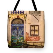 Blue Door Venice Tote Bag