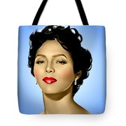 Blue Dorothy Tote Bag