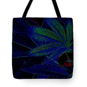 Blue Dream Tote Bag by Savannah Fonner