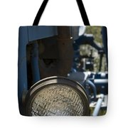 Blue Eye Tote Bag