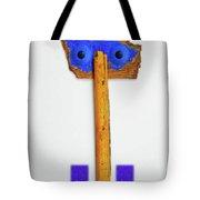 Blue Eyed Sailor Tote Bag