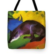Blue Fox 1911 Tote Bag