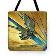 Blue Genesis   Tote Bag