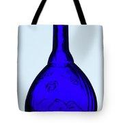 Blue Ginny Tote Bag