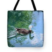 Blue Goose-1 Tote Bag