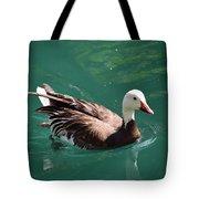 Blue Goose-3 Tote Bag
