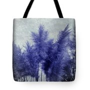 Blue Grass Tote Bag