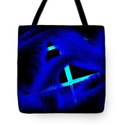 Blue Guitar 2 Tote Bag
