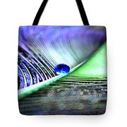 Blue Gypsy Tote Bag