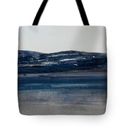 Blue Headland Back Home Tote Bag