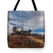 Blue Hill Weather Observatory 2 Tote Bag