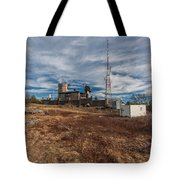 Blue Hill Weather Observatory Tote Bag