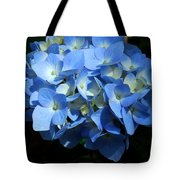 Blue Hydrangea II Tote Bag