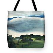Blue In The Sky Tote Bag