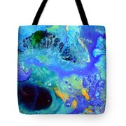 Blue Isles Tote Bag