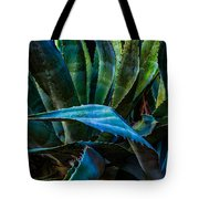 Blue Jay Agave Tote Bag