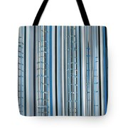 Blue Jay's Song Tote Bag