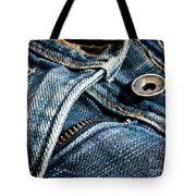 Blue Jeans Tote Bag