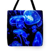 Blue Jellies Tote Bag