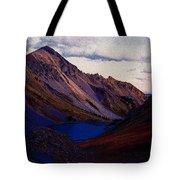 Blue Lake Tote Bag