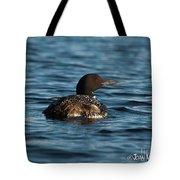 Blue Loon Tote Bag