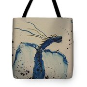 Blue Magic Tote Bag by Ginny Youngblood