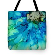 Blue Magnificence Tote Bag