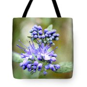 Blue Tote Bag