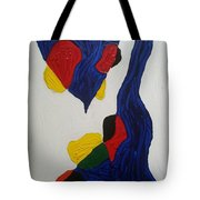 Blue Meanies Tote Bag